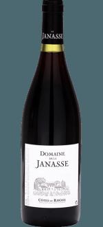 COTES DU RHONE 2019 - DOMAINE DE LA JANASSE