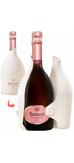 CHAMPAGNE RUINART - BRUT ROSE - SECOND SKIN