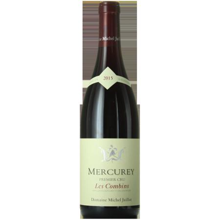 MERCUREY 1ER CRU LES COMBINS 2017 - DOMAINE MICHEL JUILLOT