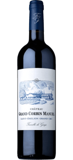 CHATEAU GRAND CORBIN MANUEL 2016