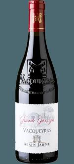 VACQUEYRAS - GRANDE GARRIGUE 2018 - ALAIN JAUME