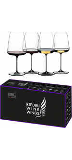 RIEDEL WINE WINGS TASTING SET - REF 5123/47 - RIEDEL