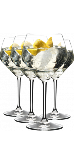 GIN SET TONIC LONG DRINK - 4 BICCHIERI - REF 5441/97 - RIEDEL