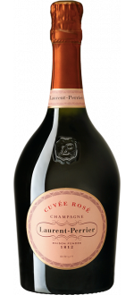 CHAMPAGNE LAURENT-PERRIER - CUVEE ROSE