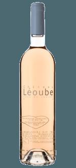 CHÂTEAU LÉOUBE - ROSÉ DE LÉOUBE 2020