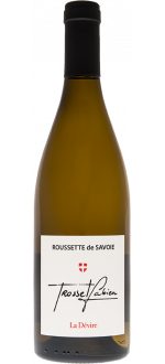 ROUSSETTE DE SAVOIE - LA DEVIRE 2019 - DOMAINE FABIEN TROSSET