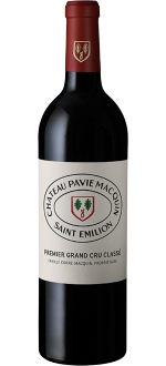 CHATEAU PAVIE MACQUIN 2018 - 1ER GRAND CRU CLASSE B