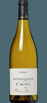 BOURGOGNE CHITRY - CUVEE OLYMPE 2018 - OLIVIER MORIN