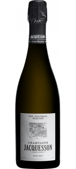 CHAMPAGNE JACQUESSON - TERRES ROUGES - DIZY 2013