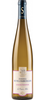 GEWURZTRAMINER 2018 - LES PRINCES ABBES - DOMAINE SCHLUMBERGER