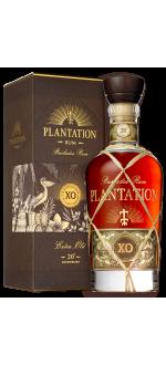 PLANTATION RUM - XO 20TH ANNIVERSARY - ASTUCCIATIO
