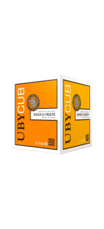 UBY CUB BLANC DOUX 3L - DOMAINE UBY