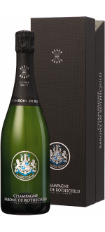 CHAMPAGNE BARONS DE ROTHSCHILD - EXTRA BRUT - COFFRET