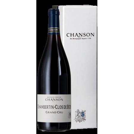 CHAMBERTIN CLOS DE BEZE GRAND CRU 2015 - DOMAINE CHANSON PÈRE ET FILS ASTUCCIATO