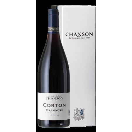 CORTON GRAND CRU 2016 - CHANSON PÈRE ET FILS ASTUCCIATO