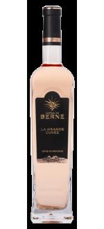 GRANDE CUVEE ROSE 2019 - CHATEAU DE BERNE