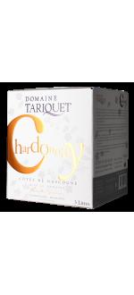 BIB 3L CHARDONNAY 2020 - DOMAINE TARIQUET