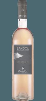 BANDOL - LES ADRETS ROSE 2020 - MOULIN DE LA ROQUE