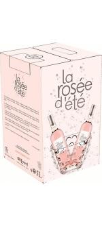 ENOBOX 5L - LA ROSEE D'ETE 2020 - DOMAINE LORGERIL