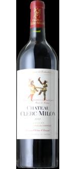 CHATEAU CLERC MILON 2015 - 5EME CRU CLASSE