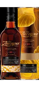 RUM ZACAPA - HEAVENLY CASK COLLECTION - LA DOMA - ASTUCCIATIO