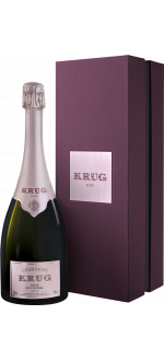 CHAMPAGNE KRUG - KRUG ROSE 25 EME EDITION - COFANETTO DELUXE