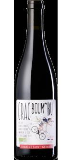 ROUGE 2020 - CRAC BOUM BU - DOMAINE SAINT-GERMAIN