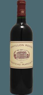 PAVILLON ROUGE 2015 - SECONDO VINO DEL CHATEAU MARGAUX