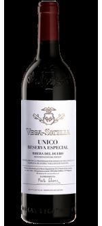 VEGA SICILIA - UNICO - RESERVA ESPECIAL EDITION 2018
