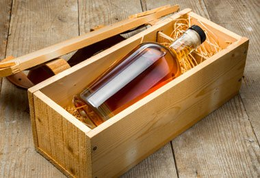Cofanetto whisky idea regalo per amanti del whisky