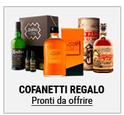 Idea regalo distillati