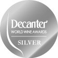 Medaglia d'ARGENTO - Concorso Decanter world wine awards 2013