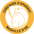 Medaglia d'ORO - Concours d'Epernay 2010