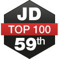 59ème TOP 100 RED WINES - JEB DUNNUCK 2019