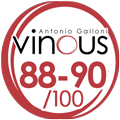 Vinous - Antonio Galloni : 88-90/100