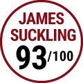 James Suckling : 93/100