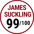 James Suckling : 99/100