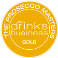 Médaille Or - The Prosecco Masters 2018